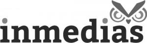 Logo-inmedias-1000_svartvit